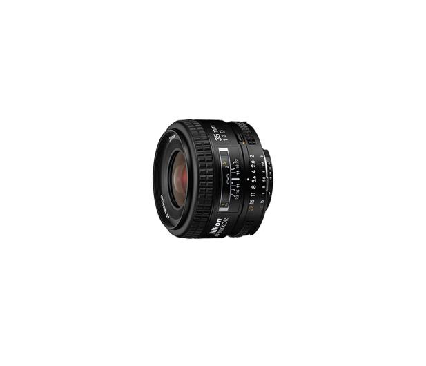 Nikon Nikkor AF 35mm f/2D - 449135 - zdjęcie