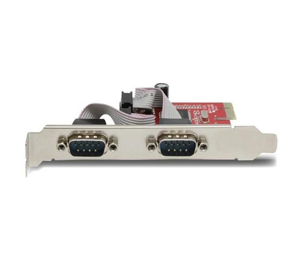 Unitek Kontroler PCI-E - 2x RS232  - 447647 - zdjęcie