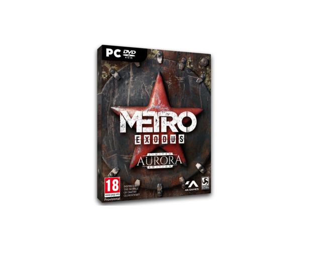 PC Metro Exodus Aurora - Edycja Limitowana - 449985 - zdjęcie