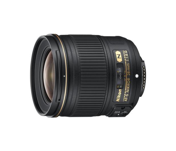 Nikon Nikkor AF-S 28mm f/1,8G - 449149 - zdjęcie