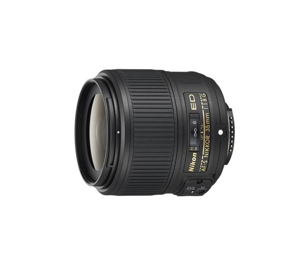 Nikon Nikkor AF-S 35mm f/1,8G ED - 449151 - zdjęcie