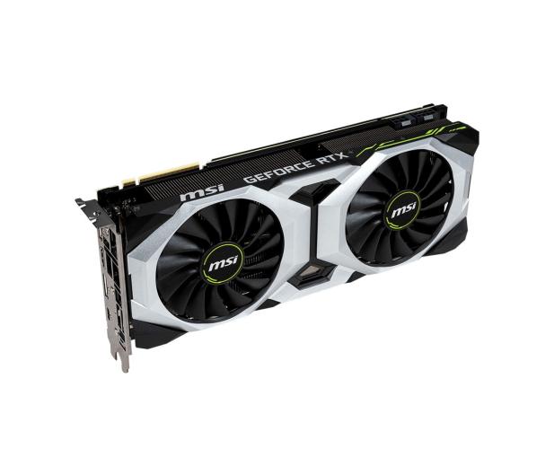 MSI GeForce RTX 2080 VENTUS OC 8GB GDDR6 - 451636 - zdjęcie 2