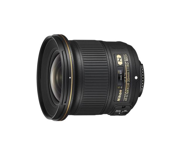 Nikon Nikkor AF-S 20mm f/1,8G ED - 449167 - zdjęcie