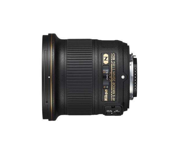 Nikon Nikkor AF-S 20mm f/1,8G ED - 449167 - zdjęcie 2