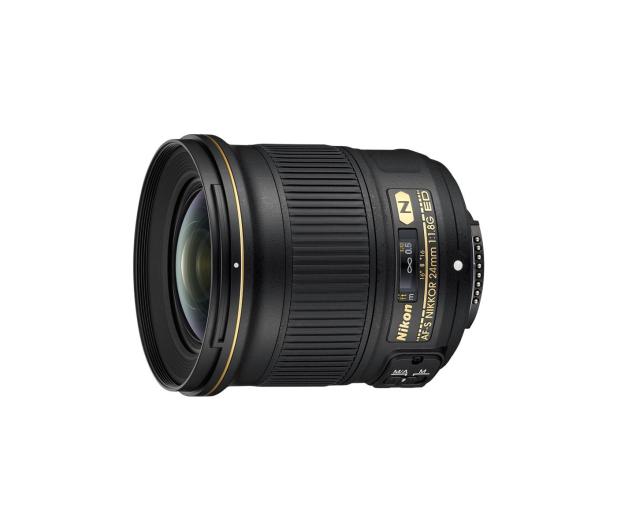 Nikon Nikkor AF-S 24mm f/1,8G ED - 449172 - zdjęcie