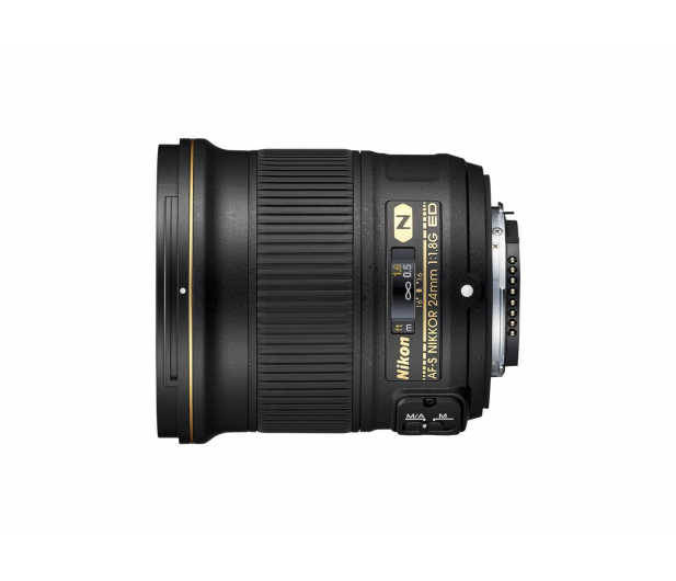 Nikon Nikkor AF-S 24mm f/1,8G ED - 449172 - zdjęcie 2