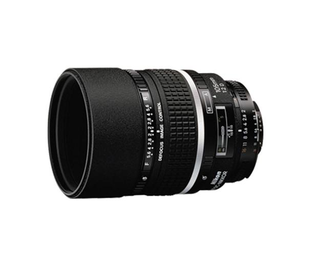 Nikon Nikkor AF DC 105mm f/2 D - 449177 - zdjęcie