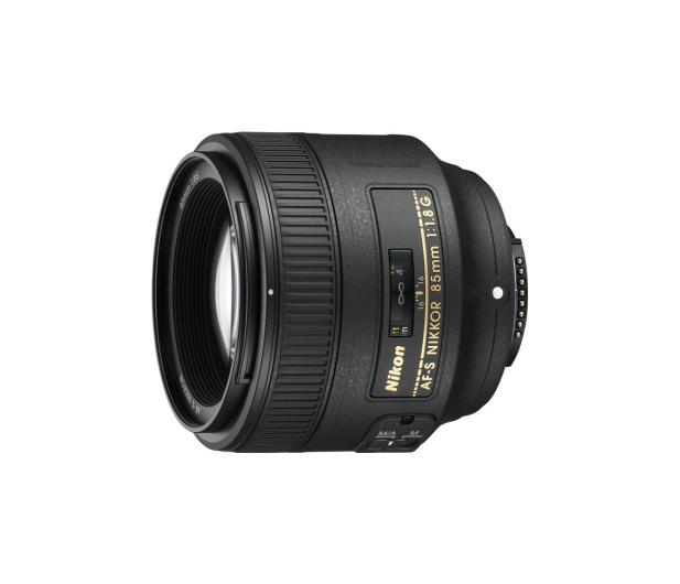 Nikon Nikkor AF-S 85mm f/1.8G - 449181 - zdjęcie