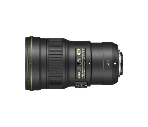 Nikon Nikkor AF-S 300mm f/4E PF ED VR  - 449192 - zdjęcie 2