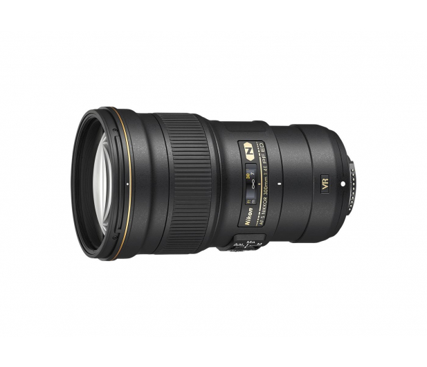 Nikon Nikkor AF-S 300mm f/4E PF ED VR  - 449192 - zdjęcie