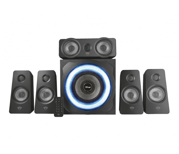 Trust 5.1 GXT 658 Tytan Surround Speaker System - 449675 - zdjęcie