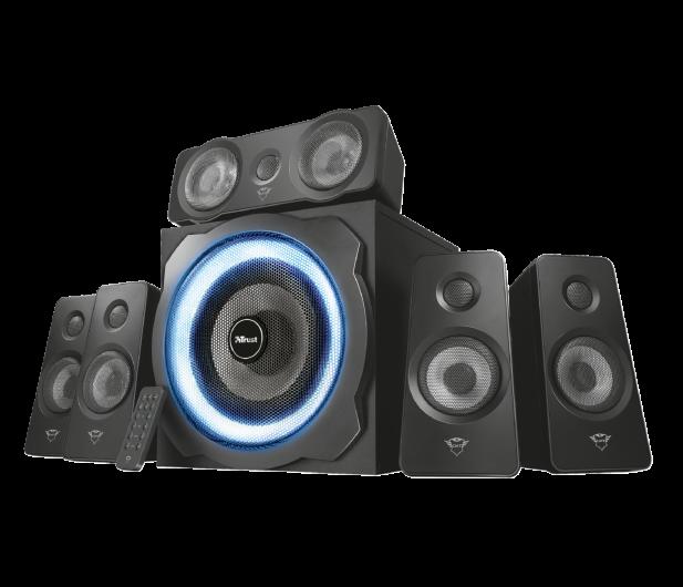 Trust 5.1 GXT 658 Tytan Surround Speaker System - 449675 - zdjęcie 2