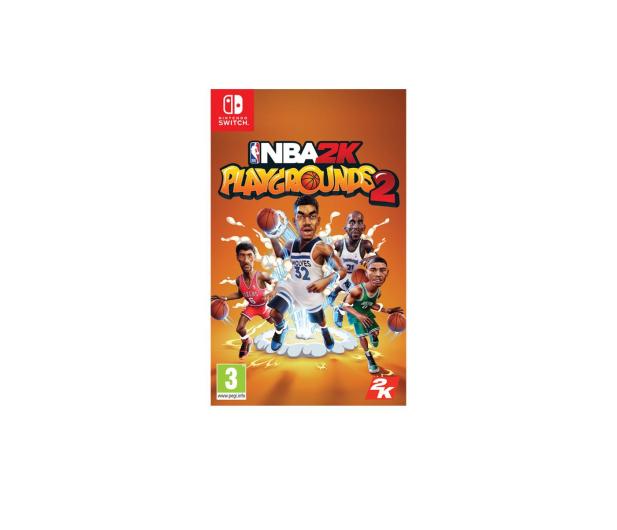 Switch NBA Playgrounds 2 - 451658 - zdjęcie