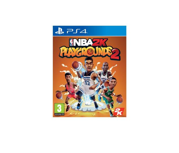 PlayStation NBA Playgrounds 2 - 451656 - zdjęcie