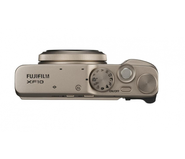 Fujifilm XF10 złoty  - 449588 - zdjęcie 3