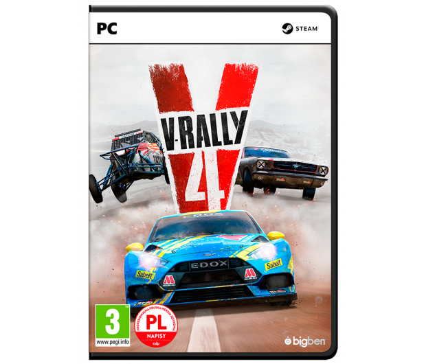 PC V-RALLY 4 - 451990 - zdjęcie 2