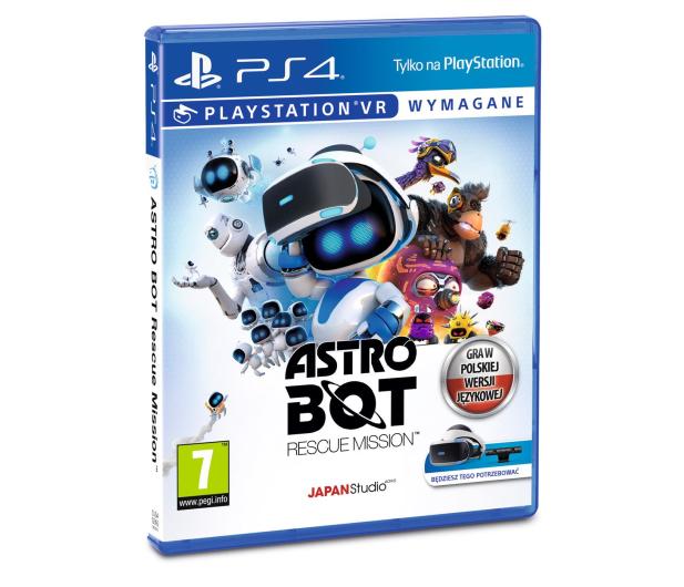 Sony Astro Bot: Rescue Mission - 451968 - zdjęcie 2