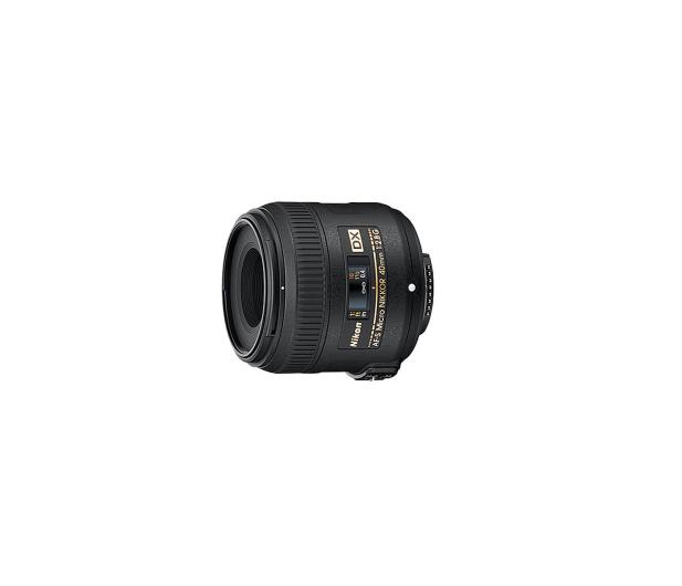 Nikon Nikkor AF-S DX Micro 40mm f/2,8G ED - 449254 - zdjęcie