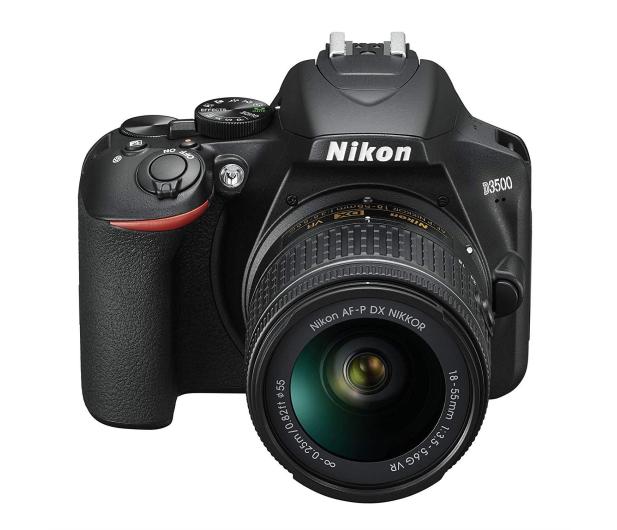 Nikon D3500 + AF-P 18-55 VR  - 447709 - zdjęcie 2