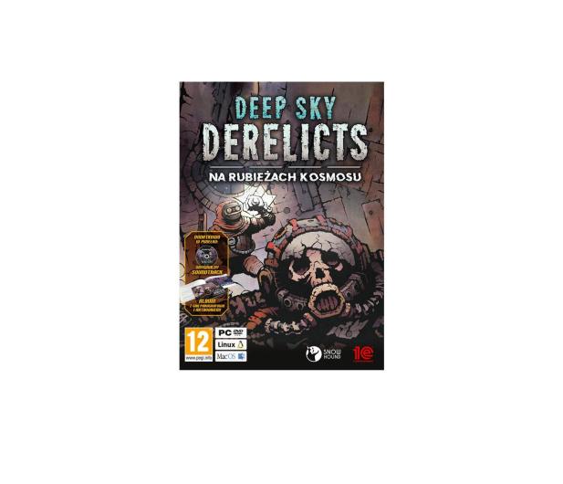 CENEGA Deep Sky Derelicts: Na rubieżach kosmosu - 451821 - zdjęcie