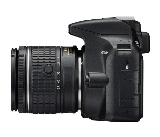 Nikon D3500 + AF-P 18-55 + AF-P DX 70-300  - 535780 - zdjęcie 2