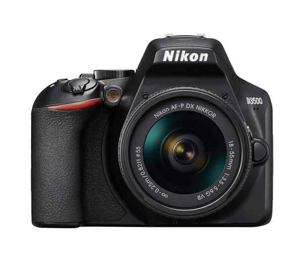 Nikon D3500 + AF-P 18-55 VR + AF-P DX 70-300 VR - 447711 - zdjęcie