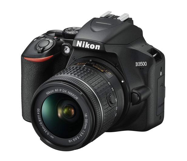 Nikon D3500 + AF-P 18-55 VR + AF-P DX 70-300 VR - 447711 - zdjęcie 8