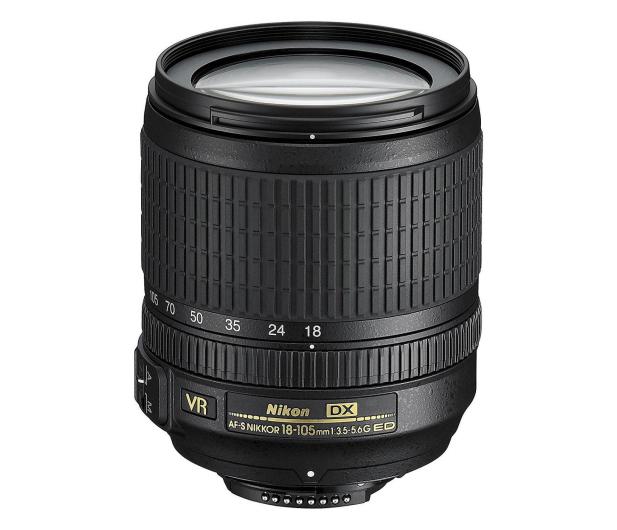 Nikon D3500 + 18-105 VR  - 447710 - zdjęcie 2