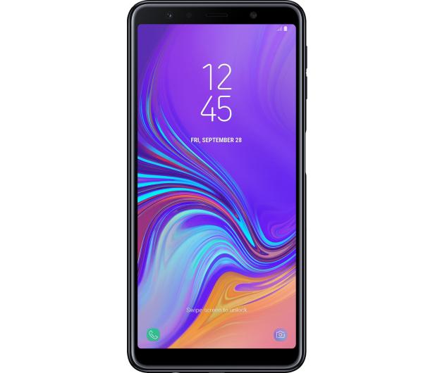 Samsung Galaxy A7 A750F 2018 4/64GB LTE FHD+ Czarny - 451429 - zdjęcie 3