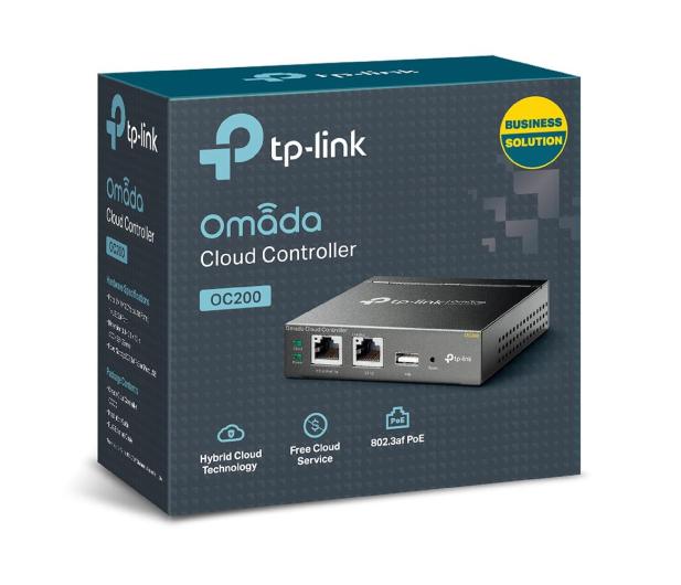 TP-Link Kontroler AP OC200 Omada Cloud - 452091 - zdjęcie 4