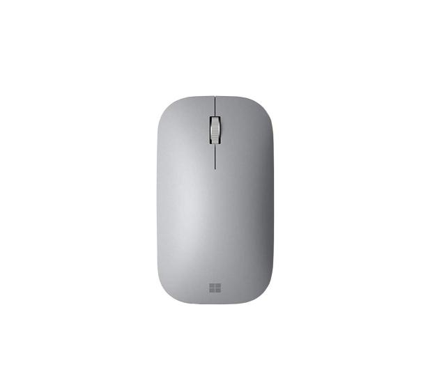 Microsoft Surface Mobile Mouse Platynowy - 447205 - zdjęcie