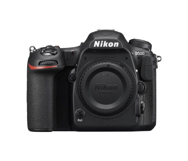Nikon D500 body - 448465 - zdjęcie
