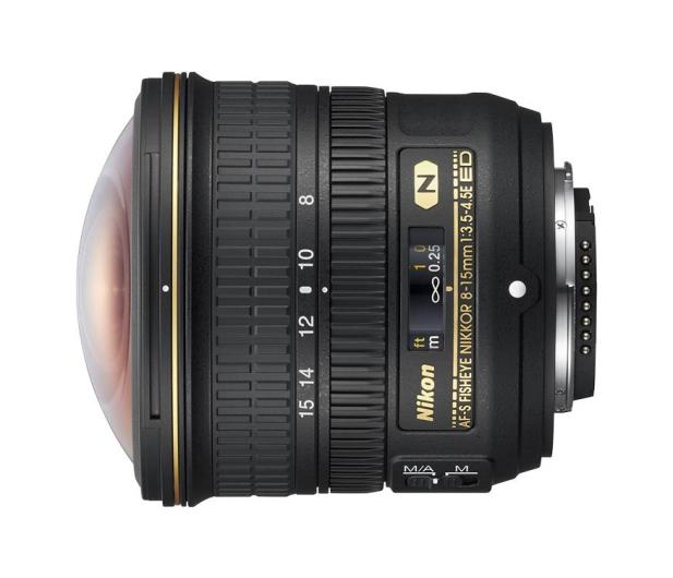Nikon Nikkor Fish-Eye AF-S 8-15mm f/3.5-4.5E ED - 449270 - zdjęcie 2