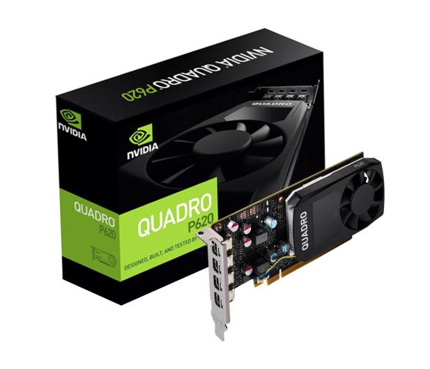 PNY Quadro P620 2GB GDDR5 - 443309 - zdjęcie