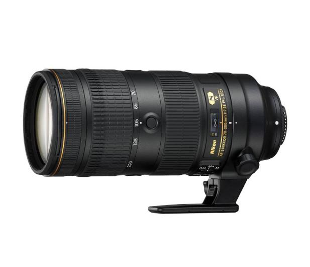 Nikon Nikkor AF-S 70-200mm f/2.8E FL ED VR - 449269 - zdjęcie