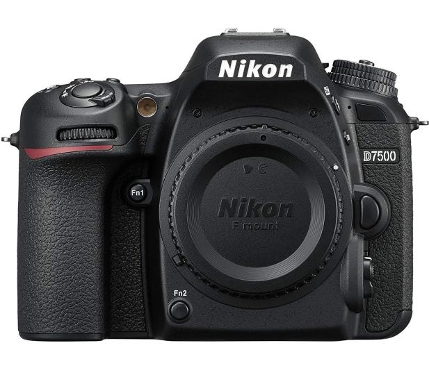 Nikon D7500 body  - 448461 - zdjęcie