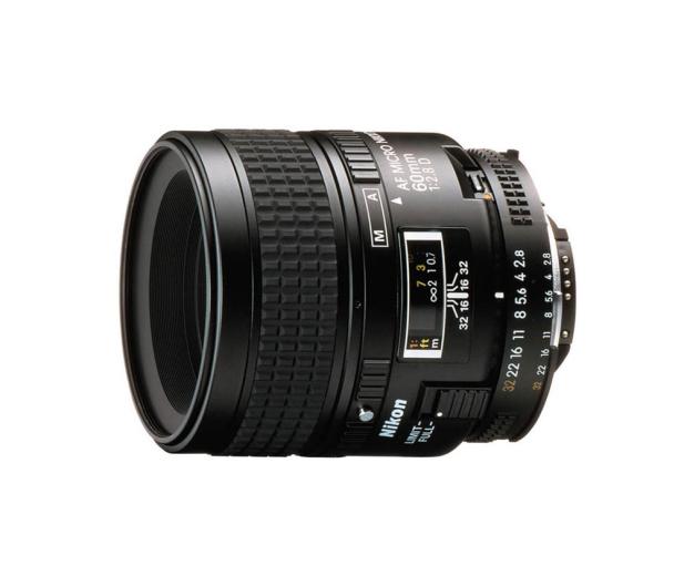 Nikon Nikkor AF 60mm f/2,8D Micro  - 449245 - zdjęcie