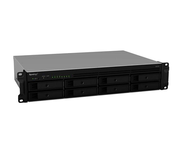 Synology RS1219+ RACK (8xHDD, 4x2.4GHz, 2GB, 2xUSB, 4xLAN)  - 446525 - zdjęcie 2