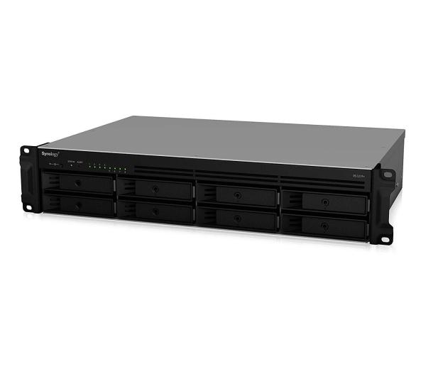Synology RS1219+ RACK (8xHDD, 4x2.4GHz, 2GB, 2xUSB, 4xLAN)  - 446525 - zdjęcie