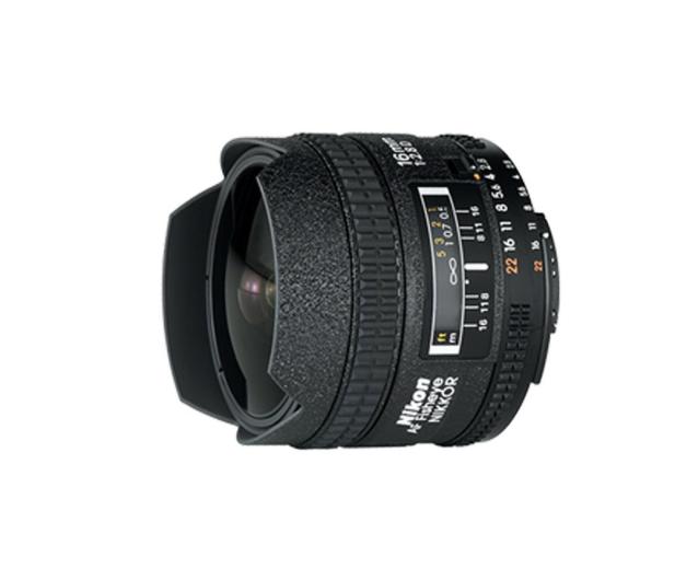 Nikon Nikkor AF Fish-Eye 16mm f/2,8D - 449247 - zdjęcie