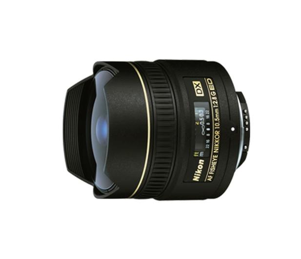 Nikon Nikkor AF-S Fish-Eye 10,5mm f/2,8G IF ED - 449248 - zdjęcie