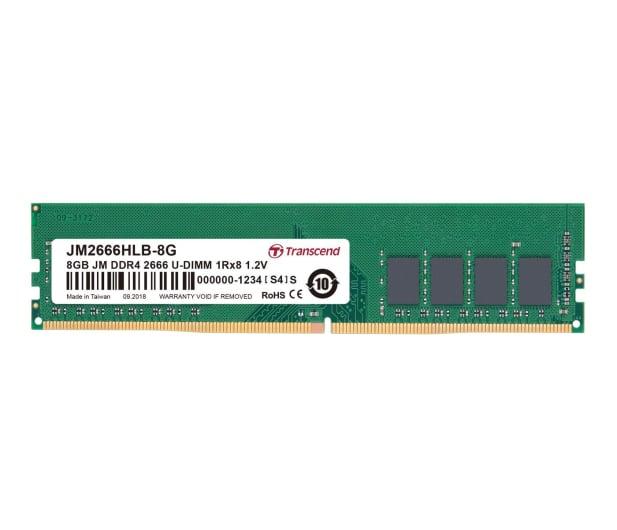 Transcend 8GB 2666MHz U-DIMM (JetRam) CL19 - 447775 - zdjęcie