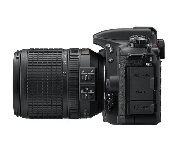 Nikon D7500 AF-S DX 18-140 f/3.5-5.6G ED VR - 448462 - zdjęcie 5