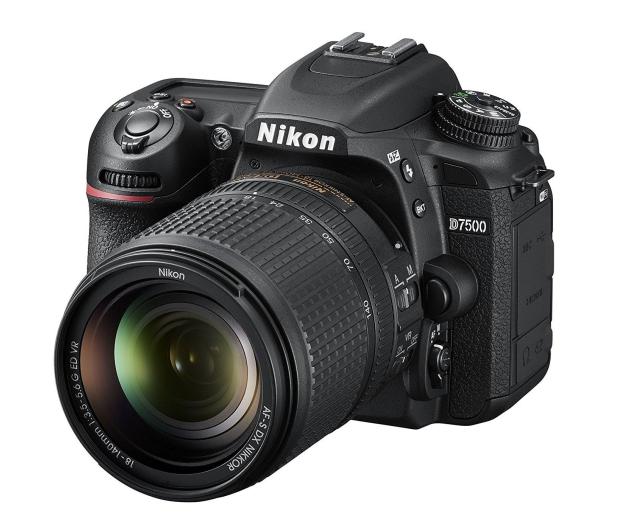 Nikon D7500 AF-S DX 18-140 f/3.5-5.6G ED VR - 448462 - zdjęcie