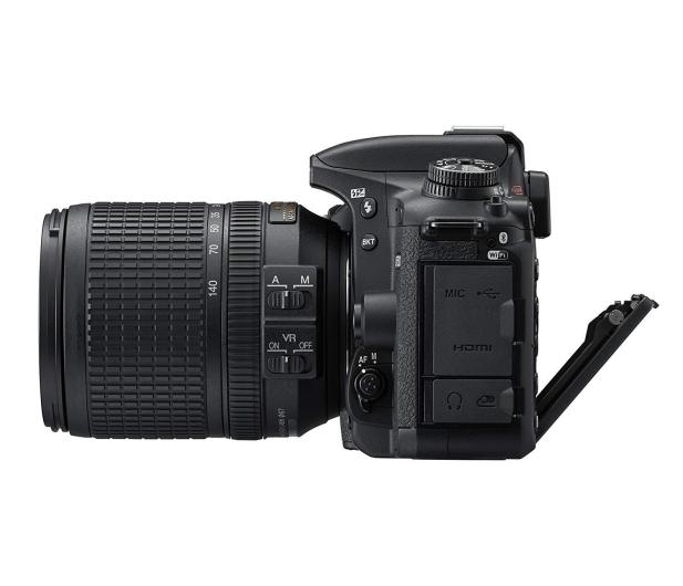 Nikon D7500 AF-S DX 18-140 f/3.5-5.6G ED VR - 448462 - zdjęcie 10