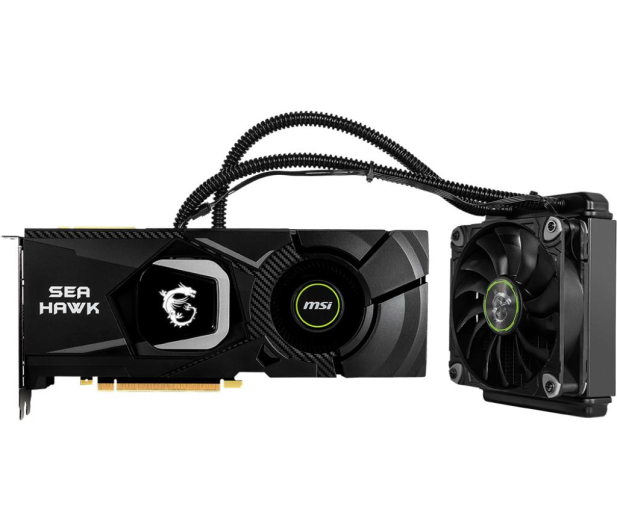 MSI GeForce RTX 2080 SEA HAWK X 8GB GDDR6 - 451959 - zdjęcie 3