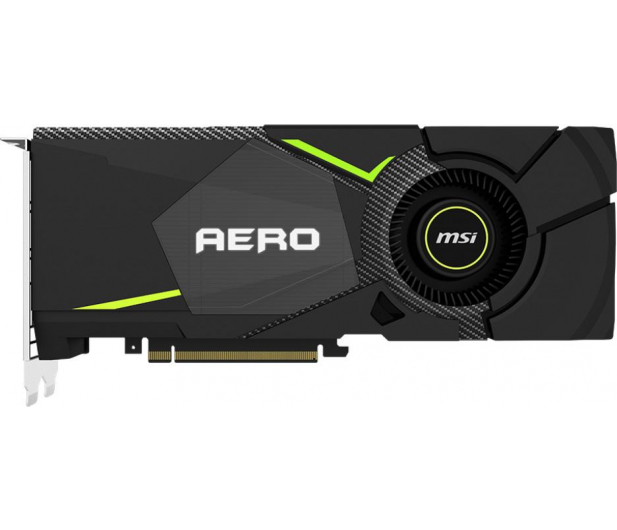 MSI GeForce RTX 2080 AERO 8GB GDDR6 - 451969 - zdjęcie 3