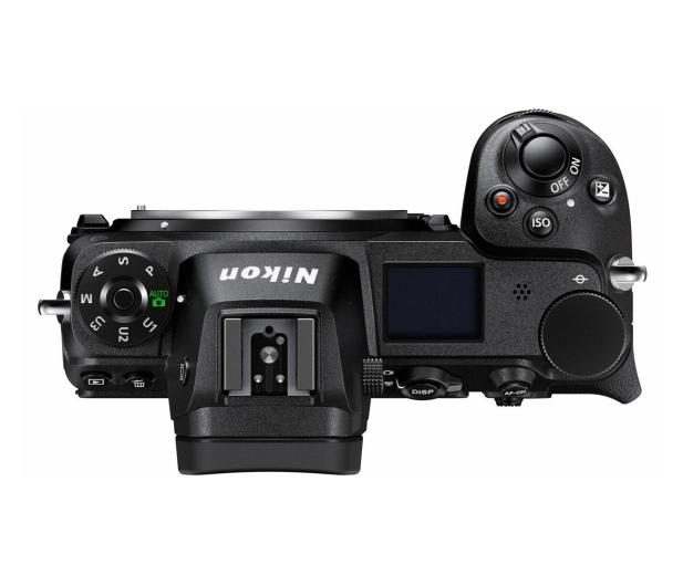 Nikon Z6 body + adapter FTZ  - 461501 - zdjęcie 4