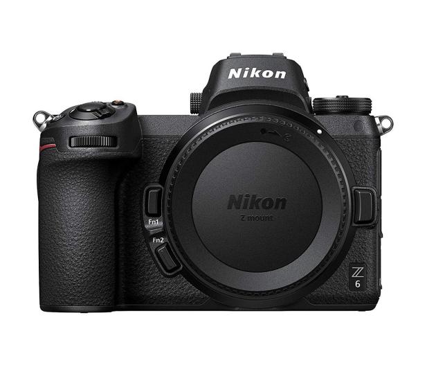 Nikon Z6 body + adapter FTZ  - 461501 - zdjęcie