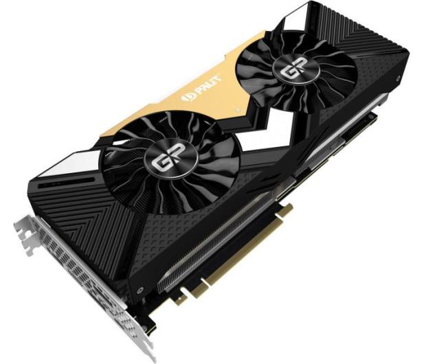 Palit GeForce RTX 2080 Ti Dual 11GB GDDR6  - 451957 - zdjęcie 2